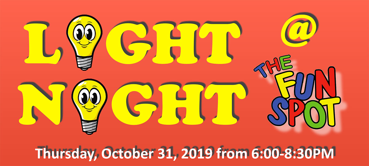 Join us for Light Night